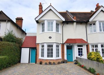 Thumbnail 6 bed semi-detached house for sale in Presburg Road, New Malden