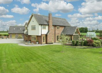 Thumbnail 4 bed detached house for sale in Wigginton, Tamworth, Staffordshire