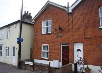 Thumbnail 2 bed semi-detached house to rent in Mile End Road, Colchester, Essex.