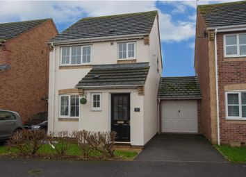 Thumbnail 3 bed link-detached house for sale in Webbs Court, Lyneham, Chippenham