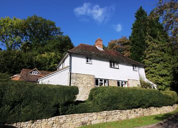 Thumbnail 3 bed detached house for sale in Basted Lane, Basted