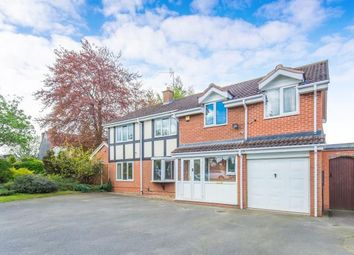 Thumbnail 6 bed detached house for sale in Brackenwood Drive, Wednesfield, Wolverhampton
