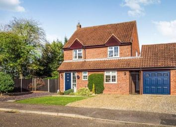 Thumbnail 4 bed link-detached house for sale in Ludham, Gt.Yarmouth, Norfolk