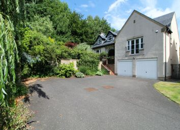 Thumbnail 4 bed detached house for sale in Lower Valleyfield View, Penicuik