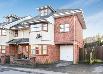 Thumbnail 3 bed semi-detached house to rent in Lower Buckland Road, Lymington