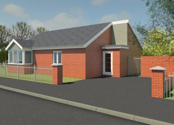 Thumbnail 2 bed detached bungalow for sale in Ellards Drive, Wednesfield, Wolverhampton