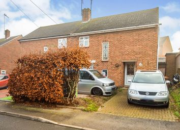 3 bed semi-detached house for sale in Dalkeith Road, Wellingborough NN8