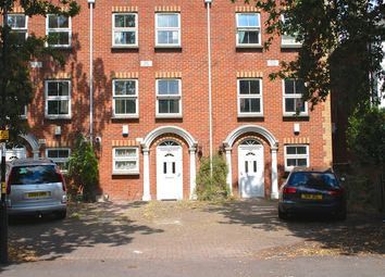 Thumbnail 4 bed town house to rent in Millbrook Road East, Southampton
