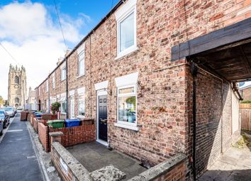 Thumbnail 2 bed end terrace house for sale in Church Street, Driffield