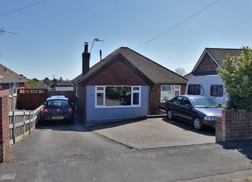 Thumbnail 3 bed detached bungalow for sale in Malwood Road West, Hythe, Southampton