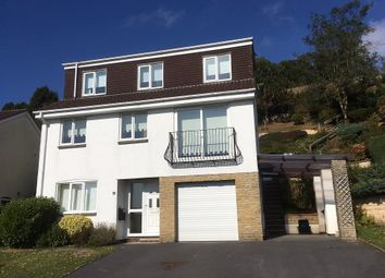 Thumbnail 4 bed detached house for sale in Blenheim Close, Newton Abbot