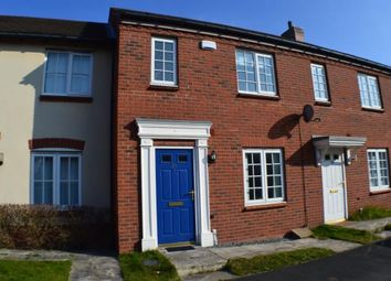 Thumbnail 3 bed terraced house for sale in Rogerson Road, Fradley, Nr Lichfield, Staffordshire