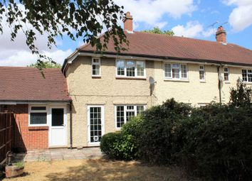 Thumbnail 3 bed end terrace house for sale in Alban Road, Letchworth Garden City