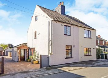 Thumbnail 3 bed semi-detached house for sale in Main Street, Hirst Courtney, Selby