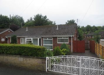 Thumbnail 2 bedroom semi-detached house to rent in Calverton Drive, Manchester