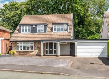 Thumbnail 4 bed detached house for sale in Nirvana Close, Cannock, Staffordshire, .