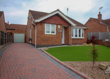 Thumbnail 3 bed detached bungalow for sale in Keane Close, Blidworth, Mansfield