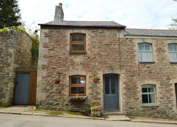 Thumbnail 2 bed semi-detached house for sale in Bridge Hill, St. Columb, Cornwall