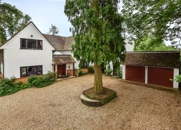 Thumbnail 5 bed detached house for sale in Woodbridge Drive, Camberley, Surrey