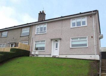 Thumbnail 2 bed flat for sale in Linn Crescent, Paisley, Renfrewshire