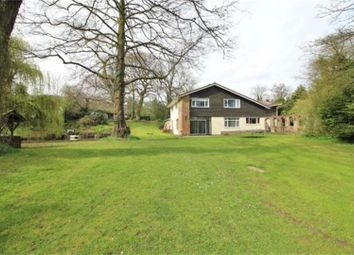 Thumbnail 4 bed detached house for sale in Five Locks Road, Pontnewydd, Cwmbran