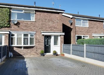 Thumbnail 2 bed semi-detached house for sale in Birchfield Avenue, Rode Heath, Stoke-On-Trent