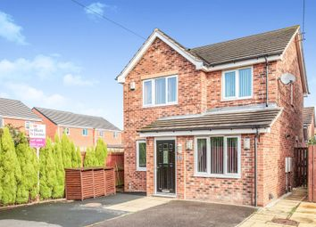 Thumbnail 3 bed detached house for sale in Whitwell Main, Streethouse, Pontefract