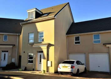 Thumbnail 3 bedroom end terrace house for sale in Unity Park, Plymouth, Devon
