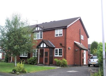 Thumbnail 2 bedroom flat to rent in Trinity Gardens, Davenport, Stockport, Cheshire