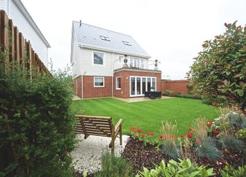 Thumbnail 4 bed detached house for sale in Manley Boulevard, Holborough Lakes, Snodland