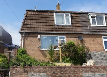 Thumbnail 3 bed semi-detached house for sale in Shelley Crescent, Barry