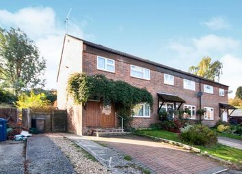 Thumbnail 3 bed end terrace house for sale in Grayswood, Haslemere, Surrey