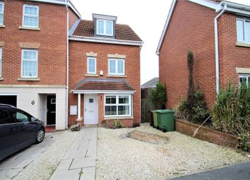 Thumbnail 4 bed town house for sale in Pottery Lane, Knottingley