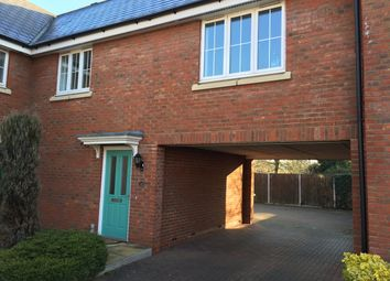 Thumbnail 1 bed terraced house to rent in Bellfield Close, Witham