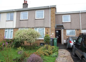 Thumbnail 4 bed terraced house for sale in Pettingale Road, Croesyceiliog, Cwmbran