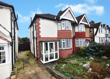 Thumbnail 3 bed semi-detached house for sale in Somervell Road, South Harrow