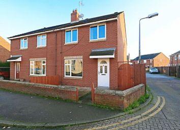 Thumbnail 3 bedroom semi-detached house for sale in Folkestone Street, Hull
