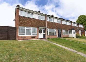 Thumbnail 3 bedroom end terrace house for sale in Cranbourne Lane, Basingstoke