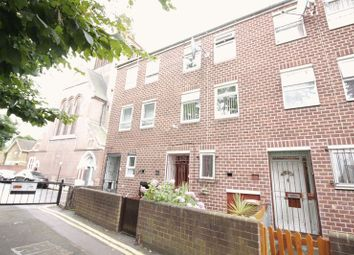 Thumbnail 3 bed terraced house to rent in Carlisle Walk, London