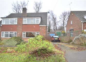 Thumbnail 3 bed semi-detached house for sale in Lake View Road, Sevenoaks, Kent