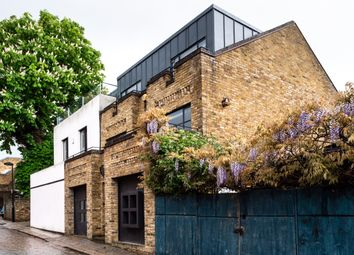 Thumbnail 4 bed mews house for sale in Murray Mews, London