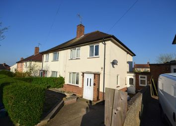 Thumbnail 3 bedroom semi-detached house to rent in Gloucester Crescent, Delapre, Northampton