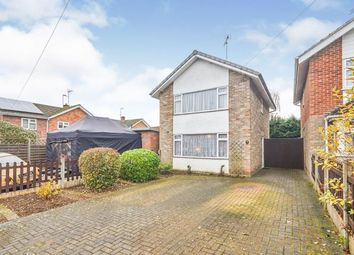 Thumbnail 3 bed detached house for sale in Glebe Close, Rolleston On Dove, Burton On Trent, Staffordshire