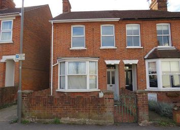 Thumbnail 3 bed semi-detached house to rent in Highbridge Road, Aylesbury
