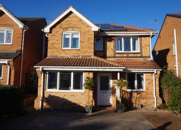 Thumbnail 4 bed detached house for sale in Guinevere Drive, South Elmsall, Pontefract
