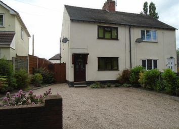 Thumbnail 2 bed property for sale in Wolverhampton Road, Wedges Mills, Cannock