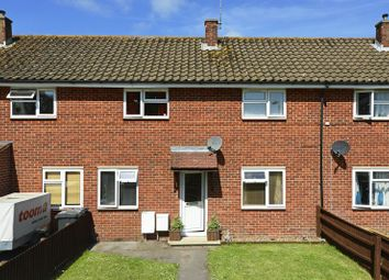 Thumbnail 3 bed terraced house for sale in St Julien Road, Bovington BH20.
