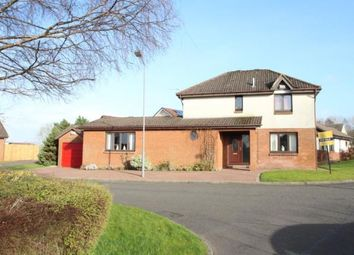 Thumbnail 4 bed detached house for sale in Golf Gardens, Larkhall, South Lanarkshire