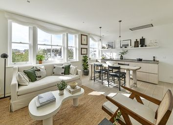 Thumbnail 2 bed flat for sale in Brunswick Gardens, London