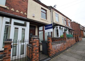 Thumbnail 2 bedroom terraced house to rent in Barthomley Road, Stoke-On-Trent
